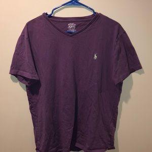 Polo By Ralph Lauren Vneck shirt